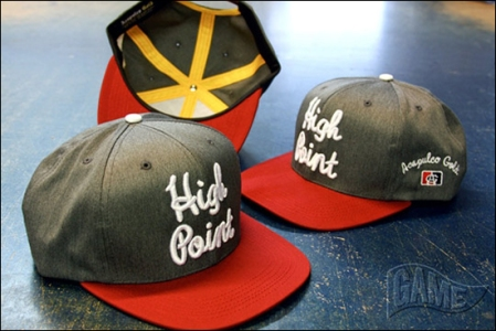 Acapulco Gold x High Point Snap-Back