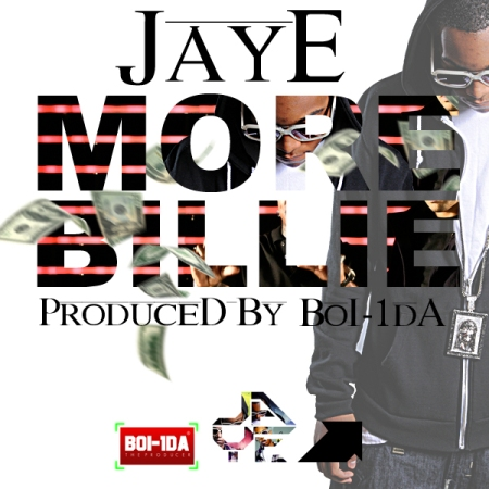 Jaye - More Billie [Cover Art]