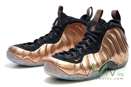 Nike Copper Foamposites #1