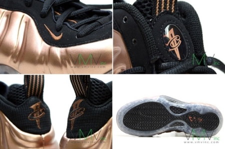 Nike Copper Foamposites #2